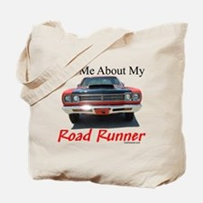 Road Runner Tote Bag