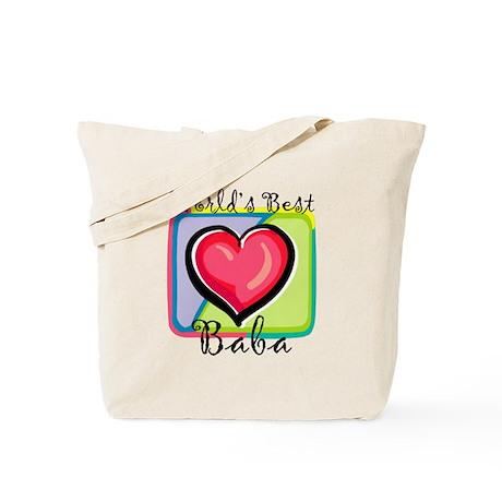 WB Grandma [Croatian] Tote Bag