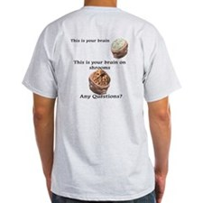 Funny Morel T-Shirt