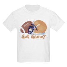 Football Got Game? T-Shirt