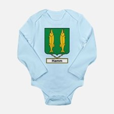 Hamm Family Crest Body Suit