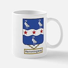 Hemmingway Family Crest Mugs