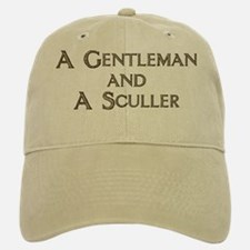 Gent. & Sculler Baseball Baseball Cap