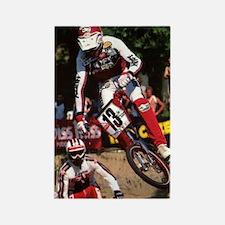 John Piant For BMX HOF Magnets