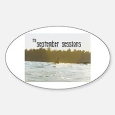 September Sessions Decal