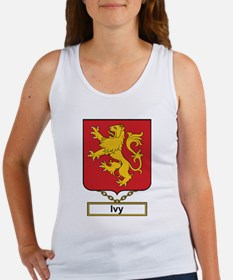 Ivy Family Crest Tank Top