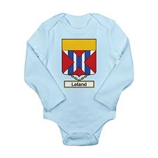 Leland Family Crest Body Suit