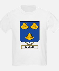 Mallett Family Crest T-Shirt