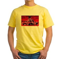 Kid Karts are red RED hot T-Shirt