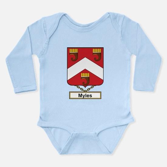 Myles Family Crest Body Suit