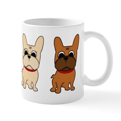 FBtoonALLcollarMUG Mugs