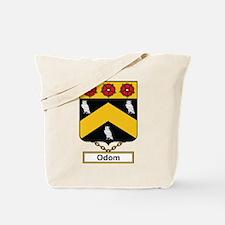 Odom Family Crest Tote Bag