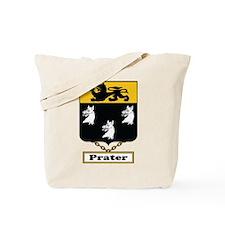 Prater Family Crest Tote Bag