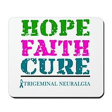 Hope Faith Cure Trigeminal Neuralgia Mousepad