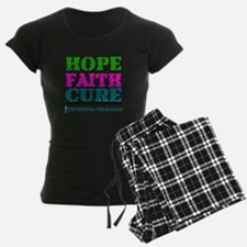 Hope Faith Cure Trigeminal Neuralgia Pajamas