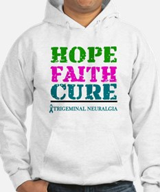 Hope Faith Cure Trigeminal Neuralgia Hoodie