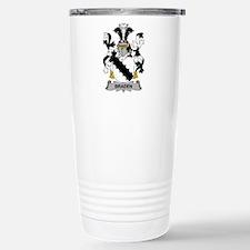 Braden Family Crest Travel Mug