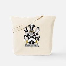 Bulkeley Family Crest Tote Bag