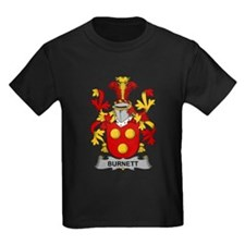 Burnett Family Crest T-Shirt