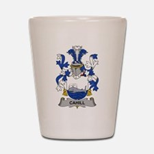 Cahill Family Crest Shot Glass