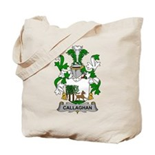 Callaghan Family Crest Tote Bag