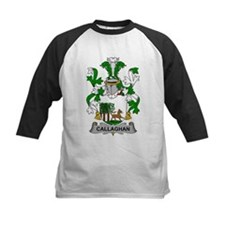 Callaghan Family Crest Baseball Jersey
