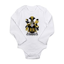 Carroll Family Crest Body Suit