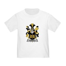 Carroll Family Crest T-Shirt