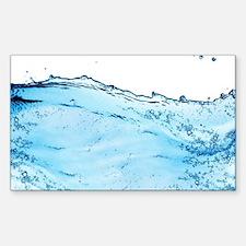 FRESH WATER Decal