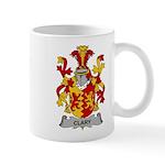 Clary Family Crest Mugs