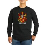 Clary Family Crest Long Sleeve T-Shirt