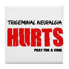 Trigeminal Neuralgia Hurts Pray For A Cure Tile Co