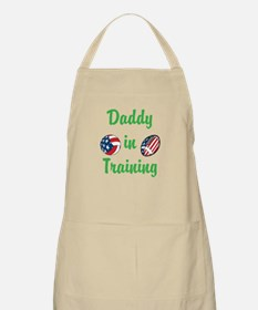 Daddy In Training Apron