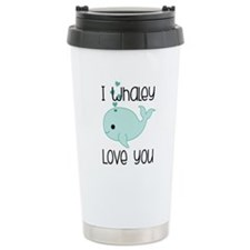 Whaley Love You (2) Travel Mug