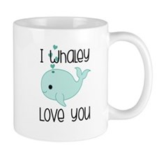 Whaley Love You (2) Mugs