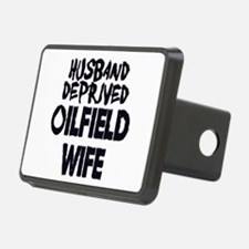 Husband Deprived Oilfield Wife Hitch Cover