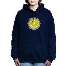 Om Mandala Hooded Sweatshirt