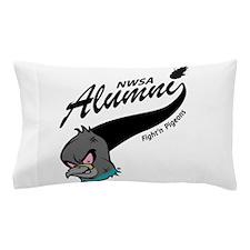 Alumni Athletic Swoosh Pillow Case