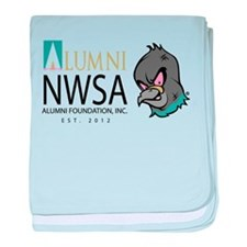 NWSA Alumni Foundation with Pigeon baby blanket