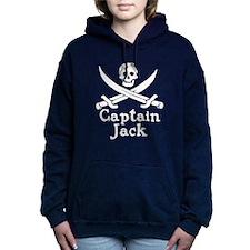 Captain Jack Hooded Sweatshirt