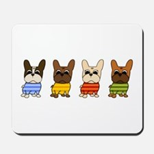 Dressed Lineup Mousepad