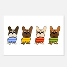Dressed Lineup Postcards (Package of 8)