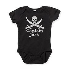 Captain Jack Baby Bodysuit