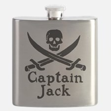 Captain Jack Flask
