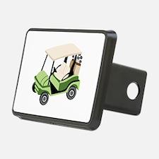 Golf Cart Hitch Cover