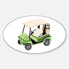 Golf Cart Decal