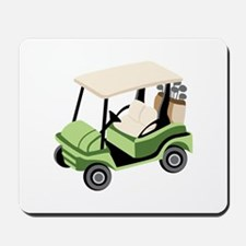 Golf Cart Mousepad