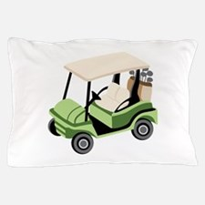 Golf Cart Pillow Case