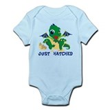 Baby dragon Bodysuits
