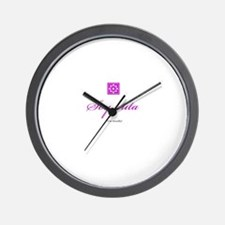 Puta / Friendly Wall Clock